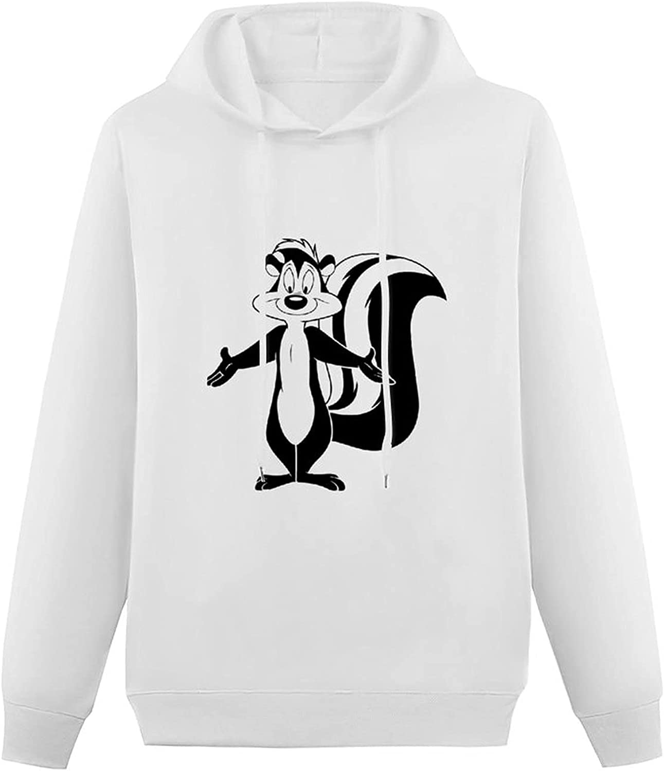 Pe-pe Le Pew Classic Teenager Austin Mall Comfortable Swe Pure Long Beach Mall Cotton Hooded