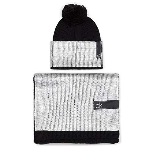 Calvin Klein muts en sjaal set