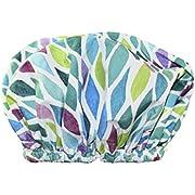 Betty Dain The Turban Trendy Comfort Fit Shower Cap