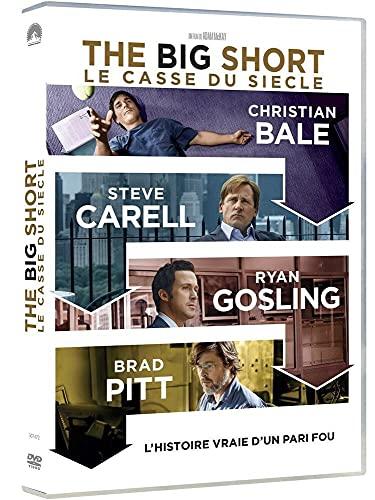 The big short : le casse du siècle [FR Import]
