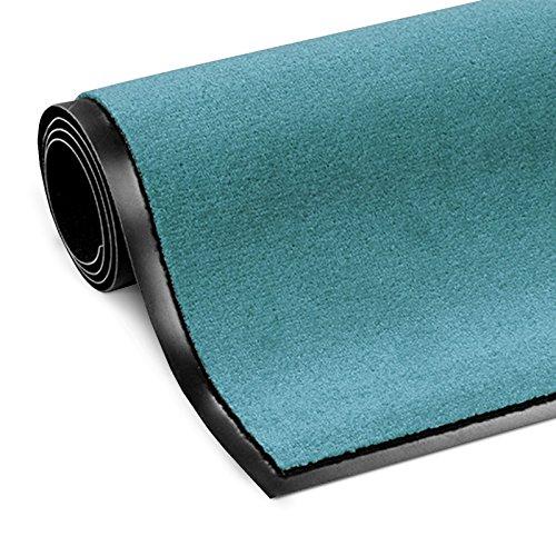 Everest Schmutzfangmatte - 4 Größen - hellblau/türkis, mono