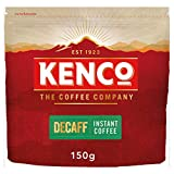 Kenco <span class='highlight'>Decaf</span>f Instant <span class='highlight'>Coffee</span> Refill 150 g (Pack of 6)