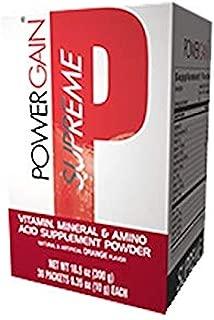 power maker supreme omnilife