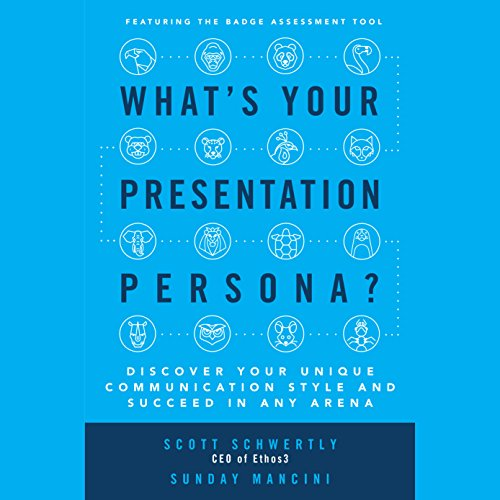 What's Your Presentation Persona? audiobook cover art