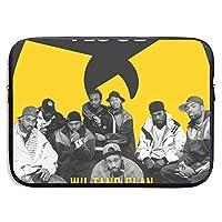 Pc収納カバン Wu Tang Clan ウータン クラン ラグラン (14) 一番人気があります 3-15インチ 通勤 通学 出張 旅行 ブラック ノートパソコンバッグ 多機能 大容量 防水 軽量 ファスナー袋 保護ケース 衝撃 オシャレ レジャー 男女兼用 成人プレゼント