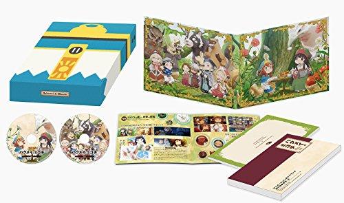 ハクメイとミコチ DVD BOX 上巻(イベントチケット優先販売申券)