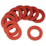 Danco 80787 Round Hose Washer, For Use With Washing Machines, 3/4 in ID X 1 in OD, 5/8 in Washer, 1/8 in Thickness