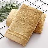 GFJKDO Toalla Bamboo Fiber SPA Beauty Face Towel Hand Bath Sports Towel Home Baño para Adultos Hotel para Niños