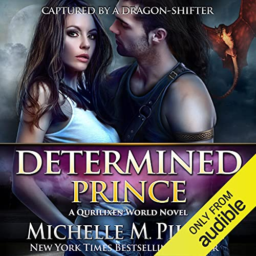 Determined Prince Audiobook By Michelle M. Pillow cover art