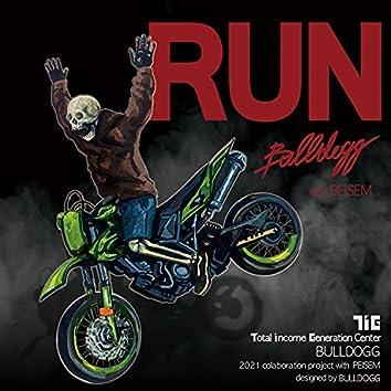 RUN (Feat. PEISEM)