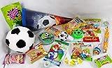 101627 Mini Schultüte Soccer Fussball 22cm mit Plüsch Fussball Zuckertüte als Geschenk verpackt