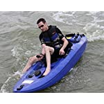 4 Stroke Engines Gasoline Powered Jet Kayak Motorized Canoe Shipped by Air 55 Km/h Professional high tech Exhaust System… 4 Fighter Pilot type controls, Jet Powered, Really Fast, Great Handling