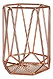 Premier Housewares Vertex, verkupfert, Metall, Kupfer, 12 x 12 x 16 cm