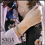 Zoom IMG-2 saga gioielli bracciale donna intrecciato