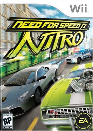 Electronic Arts Need For Speed NITRO, Wii - Juego (Wii)