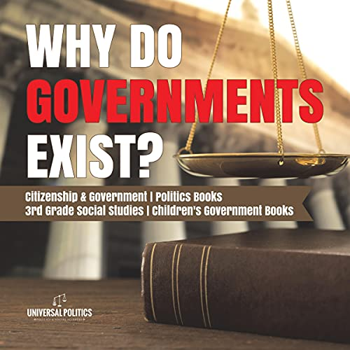 Why Do Governments Exist? cover art