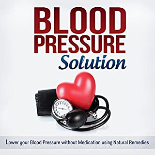 Blood Pressure Solution cover art