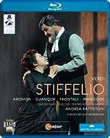 Stiffelio [Blu-ray] [Import]