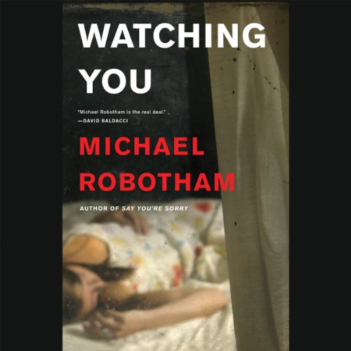 Watching You audiobook cover art