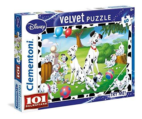 Disney - Puzzle, 60 Piezas, Efecto Suave, diseño