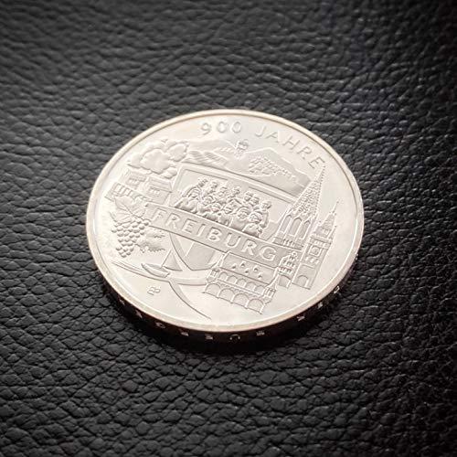 – Deutschland (2020) Silbermünze: 900 Jahre Freiburg