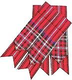 TRAD NYC Royal Stewart - Men's Scottish Kilt Hose Socks Flashes Various Tartans Acrylic Wool