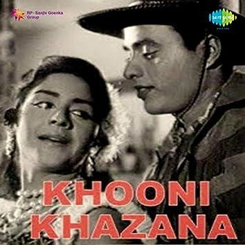 """Ae Dil Bata Ham Kahan Aa Gaye (From """"Khooni Khazana"""") - Single"""