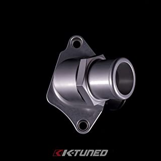 K-Tuned Upper Coolant Housing - 16AN Fitting for B16/B18C5 Type R