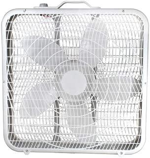 lasko box fan energy consumption