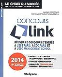 Réussir le concours Link 2014