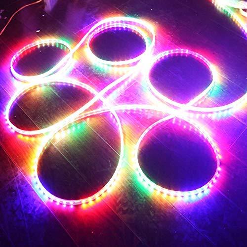 GAOSHUAI Luz Led Impermeable, con Fiestas De Color Y Luces Exteriores, Luz Led para Caballos, Luz Led Impermeable Fuera De La Sala, Luz Circular De Segunda LíNea, Luz De Ambiente.