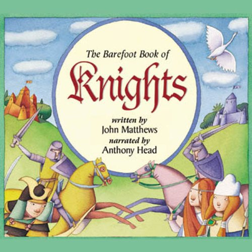 Knights audiobook cover art