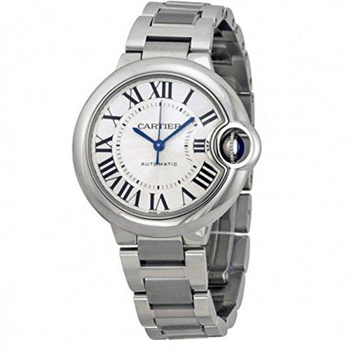 Cartier W6920071–Wristwatch Women's, Stainless Steel Silver Strap