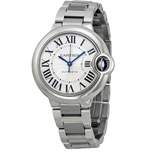 Cartier W6920071 – Wristwatch Women's, Stainless Steel Silver Strap