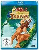 Bluray Kinder Charts Platz 20: Tarzan [Blu-ray]