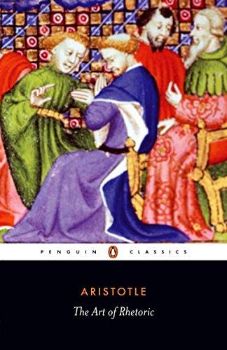 The Art of Rhetoric (Penguin Classics)