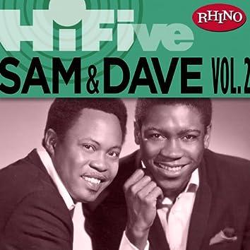Rhino Hi-Five:  Sam & Dave [Vol. 2]