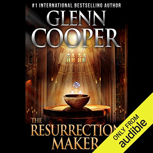 The Resurrection Maker cover art