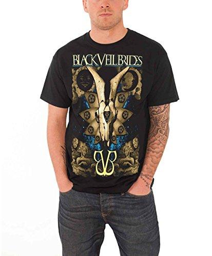 Black Veil Brides - T-Shirt Etched (in XL)