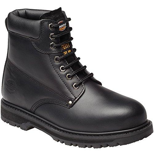 Dickies Cleveland Sicherheitsstiefel SB-P schwarz BK 4, FA23200