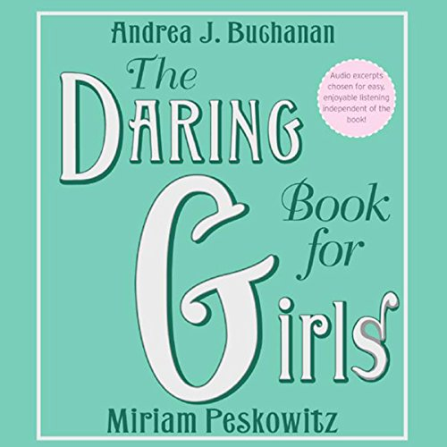 The Daring Book for Girls audiobook cover art