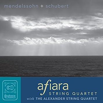 Mendelssohn & Schubert: Chamber Music
