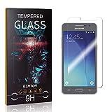 GIMTON Vetro Temperato per Galaxy Grand Prime, Nessuna Bolla, 9H Durezza, 0.26mm Ultra Sottile Pellicola Protettiva in Vetro Temperato per Samsung Galaxy Grand Prime, 1 Pezzi