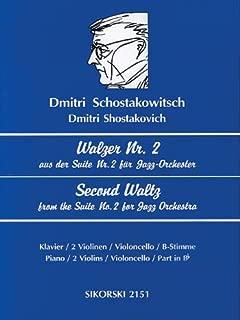 waltz no 2 sheet music clarinet