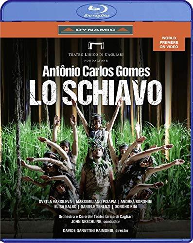 Gomes: Lo Schiavo [Blu-ray]