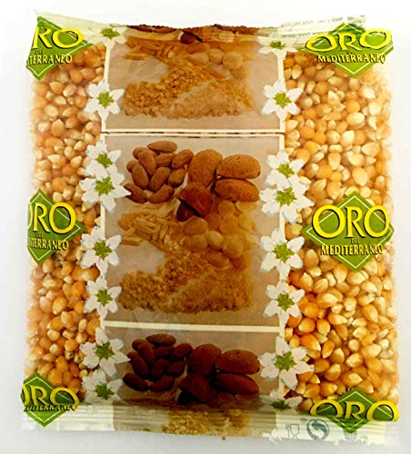 Maíz Rosetero para Palomitas ORO DEL MEDITERRANEO Bolsa 500 g