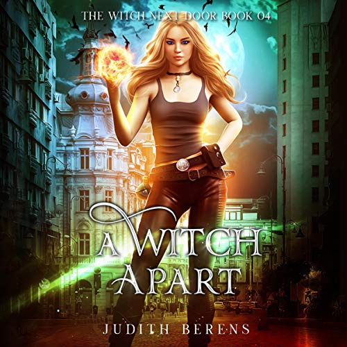 A Witch Apart  By  cover art
