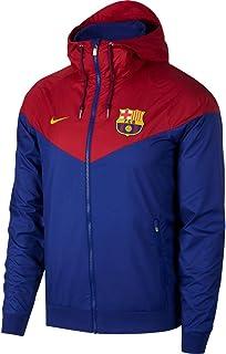 01295de70fa Nike FC Barcelona Windrunner Chaqueta con Capucha, Hombre