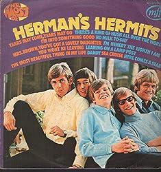 The Most Of Herman's Hermits [Vinyl LP]
