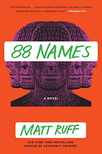 88 Names: A Novel (English Edition)